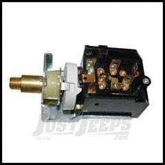 Omix-ADA Headlight Switch For 1973-79 Jeep CJ Series & Full Size 17234.03