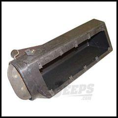 Omix-ADA FRESH AIR BOX UNDER COWL 1972-77 JEEP CJ SERIES 17906.01