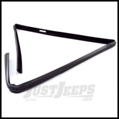 Omix-ADA Replacement Driver Side Rear Door Glass Run Seal For 1984-96 Jeep Cherokee XJ 12303.63