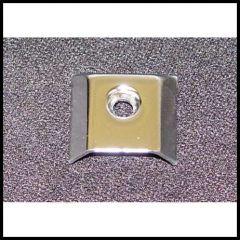 Omix-ADA Inner Door Handle Cap For 1987-95 Jeep Wrangler YJ 11802.01