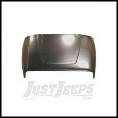 Omix-ADA Steel Hood For 1987-95 Jeep Wrangler YJ 12003.06