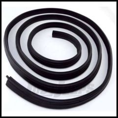 Omix-ADA Replacement Rear Liftgate Seal For 1984-01 Jeep Cherokee 12303.68