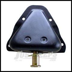 Omix-ADA Door Latch Bracket Kit (Driver) For Full Door For 1981-95 Jeep Wrangler & CJ 11810.01