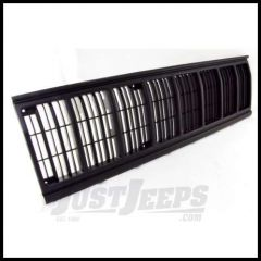 Omix-ADA Grille Insert Black For 1991-92 Jeep Cherokee XJ 12035.28