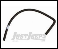 Omix-ADA Radiator Hose Heater Supply Hose 1991-96 ZJ Grand Cherokee 4.0L 6 cylinder engine 17116.57