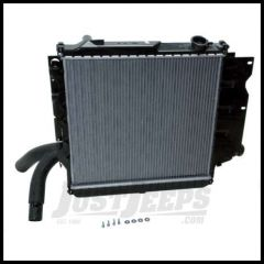 Omix-ADA Radiator For 1997-06 Jeep Wrangler With Manual Transmission 17101.14