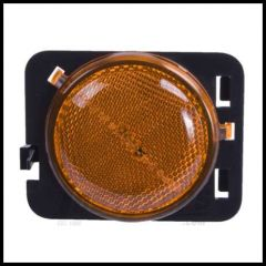 Omix-ADA Side Marker Light Assembly Driver Side For 2007+ Jeep Wrangler & Unlimited 12401.25