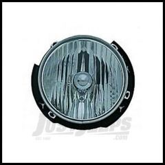 Omix-ADA Replacement Headlight Assembly Driver For 2007+ Jeep Wrangler JK 12402.21