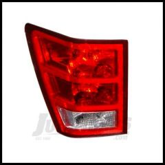Omix-ADA Tail Light Assembly Drivers Side For 2007-10 Jeep Grand Cherokee 12403.35
