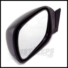 Omix-ADA Mirror Driver Side With Power Black For 1997-01 Jeep Cherokee XJ 12035.19