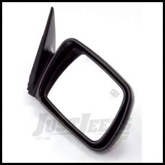 Omix-ADA Mirror Passenger Side Heated With Power Black For 1997-01 Jeep Cherokee XJ 12035.20