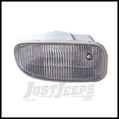 Omix-ADA Fog Lamp Passenger Side Replacement For 1999-03 Jeep Grand Cherokee WJ 12407.04