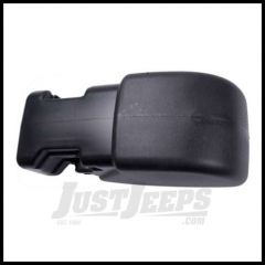 Omix-ADA Bumper Extension Front Driver Side For 1997-06 Jeep Wrangler TJ 12031.07