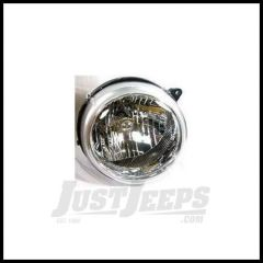 Omix-ADA Headlight Assembly Sold individually Driver Side 2002-03 KJ Liberty  (through 11/5/02) 12402.13