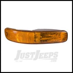Omix-ADA Parking Lamp Front Amber Passenger Side For 2002-04 Jeep Liberty 12401.18