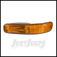Omix-ADA Parking Lamp Front Amber Driver Side For 2002-04 Jeep Liberty 12401.17