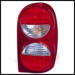 Omix-ADA Tail light Assembly Driver Side w/o Air Dam For 2005 Jeep Liberty 12403.29