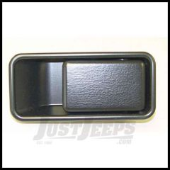Omix-ADA Door Handle Outer Half-Door Model Passenger Side or Tailgate Handle (YJ) For 1987-06 Jeep Wrangler 11812.08