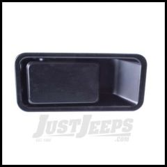 Omix-ADA Door Handle Outer Half-Door Model Driver Side For 1987-06 Jeep Wrangler 11812.09