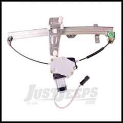 Omix-ADA Window Regulator Front Passenger Side Power 2001-04 Grand Cherokee WJ 11821.07