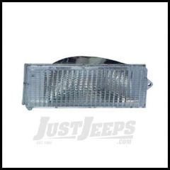 Omix-ADA Parking Lamp Clear Passenger Side For 1984-93 Jeep Cherokee 12405.12