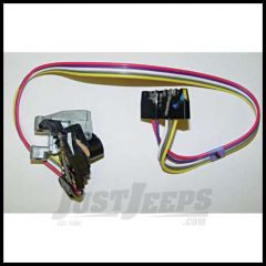 Omix-ADA Wiper Switch For 1984-93 Jeep Cherokee XJ Without Intermittent & With Tilt Steering 17236.03