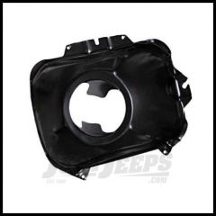 Omix-ADA Headlight Housing Bucket/Pod Driver Side For 1984-96 Jeep Cherokee and Wrangler 12421.01