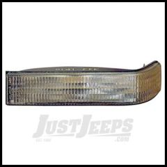Omix-ADA Signal Lamp Front Clear Passenger Side For 1993-98 Jeep Grand Cherokee 12401.13