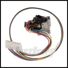 Omix-ADA Windshield Wiper Switch For 1984-95 Jeep Wrangler YJ & Cherokee XJ With Tilt & Intermittent Wipers 17236.04