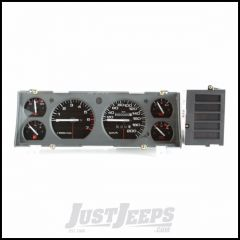 Omix-ADA Instrument Cluster Assembly For 1991-96 Jeep Cherokee XJ S-56009018