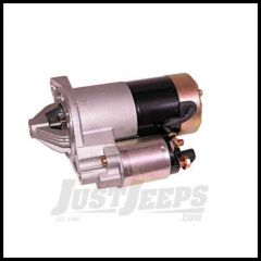 Omix-ADA Starter Motor For 2003-06 Jeep TJ & Unlimited with Manual Transmission & 03-04 Grand Cherokee WJ4.0L 17227.13