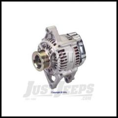 Omix-ADA Alternator 117 AMP For 1999-00 Jeep Wrangler TJ & Cherokee XJ With 4 CYL 2.5L & 1999 Wrangler TJ With 4.0L 6 Cyl. 17225.13