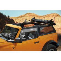 Bestop Trektop Soft Top (Black Twill) for 21+ Ford Bronco 2 Door 56872-17