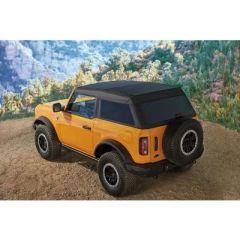 Bestop Trektop Soft Top (Black Diamond) for 21+ Ford Bronco 2 Door 56872-35