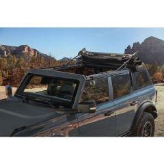 Bestop Trektop Soft Top (Black Twill) for 21+ Ford Bronco 4 Door 56873-17
