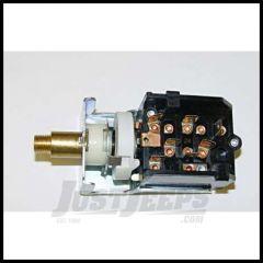Omix-ADA Headlight Switch For 1979-86 Jeep CJ Series & Full Size 17234.04