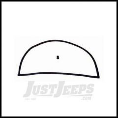 Omix-ADA Liftgate Inner Glass Seal For 1976-86 Jeep CJ7 12304.02
