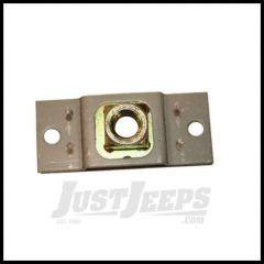 Omix-ADA Full Door Stricker Plate RH/LH For 1981-95 Jeep CJ & YJ Wrangler 11811.01