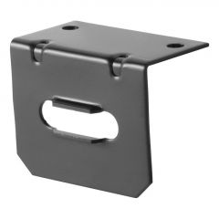 Curt Manufacturing Connector Mounting Bracket for 4-Way Flat 58300