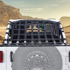 Smittybilt C-RES.2 Cargo Restraint System For 18+ Wrangler JL, JLU 587135