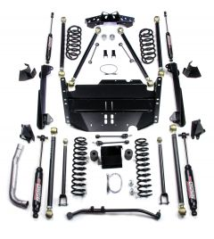 "TeraFlex 4"" Suspension Lift Kit With Shocks PRO LCG For 2004-06 Jeep Wrangler TLJ Unlimited 1249484"