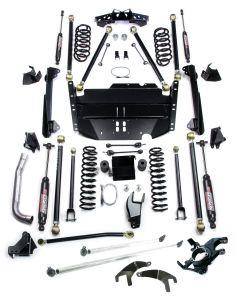 """TeraFlex 5"""" Pro LCG Lift Kit For 1997-06 Jeep Wrangler TJ & Wrangler Unlimited 1249570"""
