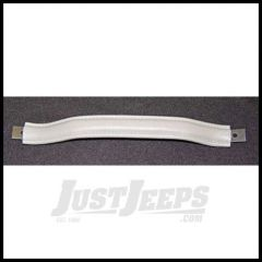 Omix-ADA Inner Door Pull Handle Grey For 1987-95 Jeep Wrangler YJ 11815.09