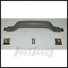 Omix-ADA Inner Door Pull Handle Kit W/Hardware Grey For 1987-95 Jeep Wrangler YJ 11816.09