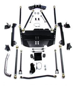 TeraFlex Coilover Builders Kit PRO LCG For 1997-06 Jeep Wrangler TJ (No Springs or Shocks) 1149075