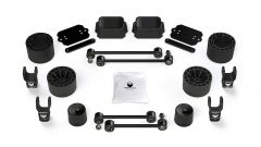 "Teraflex 2.5"" Performance Spacer Lift Kit & Shock Extensions For 2018+ Jeep Wrangler JL Unlimited 4 Door Rubicon Models 1365215"