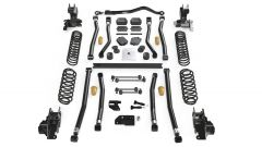 "Teraflex 3.5"" Alpine CT3 Long Arm Suspension System No Shock Absorbers For 2018+ Jeep Wrangler JLU 4 Door Models 1523300"