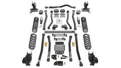 "Teraflex 4.5"" Alpine RT4 Long Arm Suspension System No Shocks For 2018+ Jeep Wrangler JLU 4 Door Models 1534000"