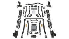 "Teraflex 3.5"" Alpine RT3 Long Arm Suspension System No Shocks For 2018+ Jeep Wrangler JLU 4 Door Models 1533300"