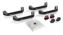 Teraflex Hard Top Handle Kit For 2018+ Jeep Wrangler JL 2 Door & Unlimited 4 Door Models 4884500